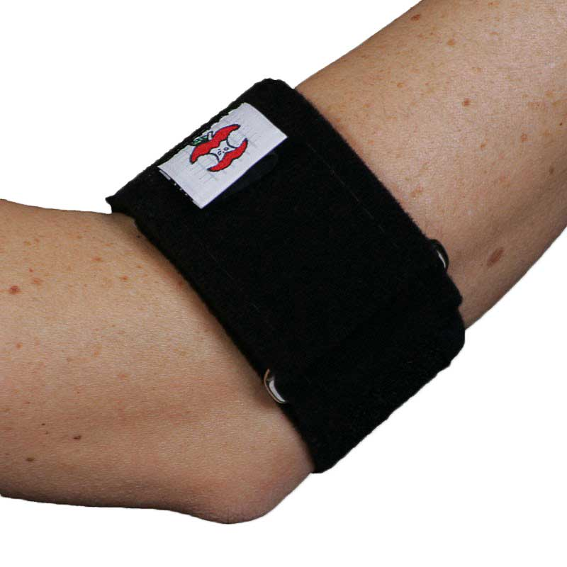 Black Elbow Support Universal