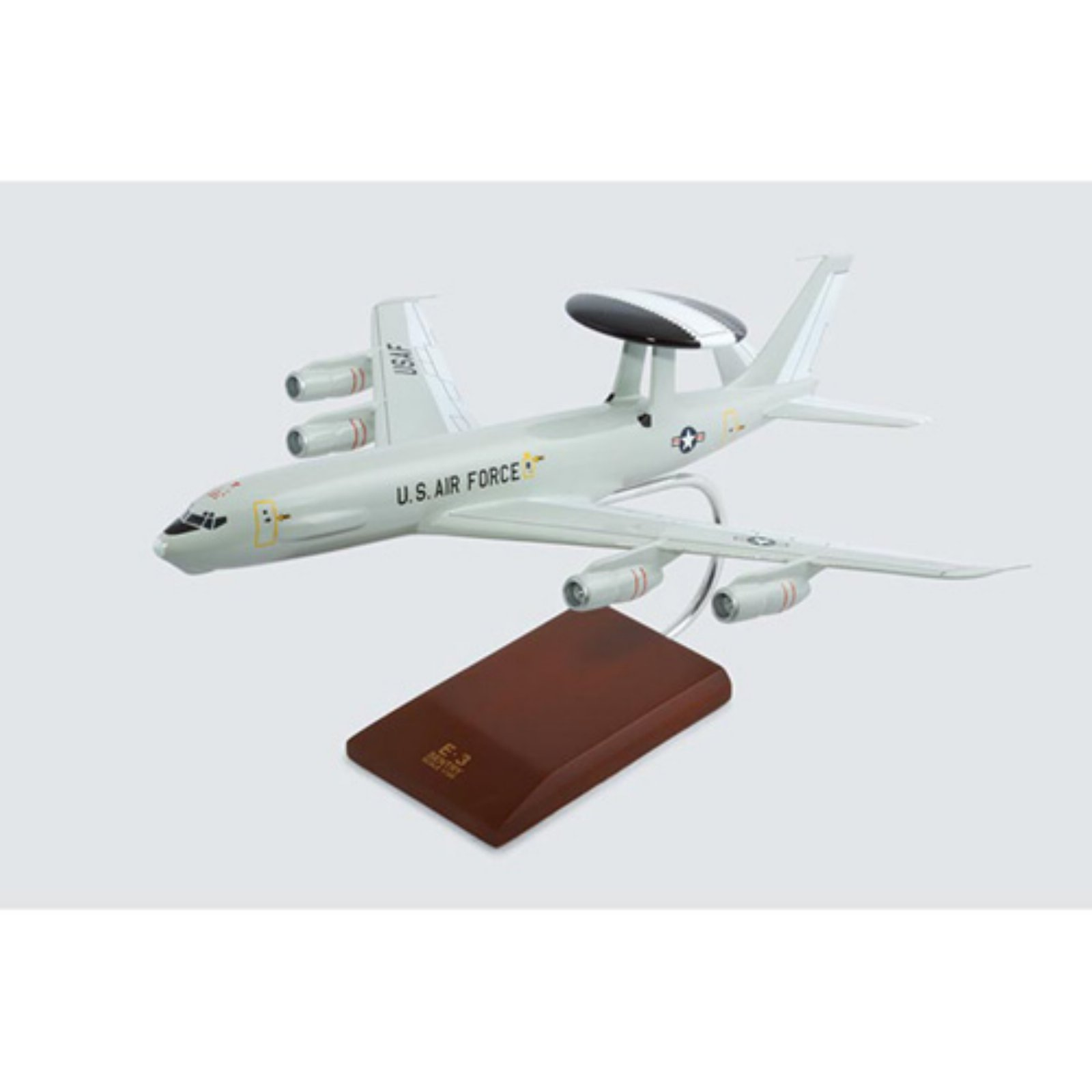 Daron Worldwide E-3A Sentry AWACS Model Airplane