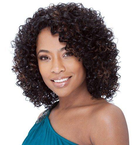 LYNN - Shake N Go Freetress Equal Lace Front Natural Hair...
