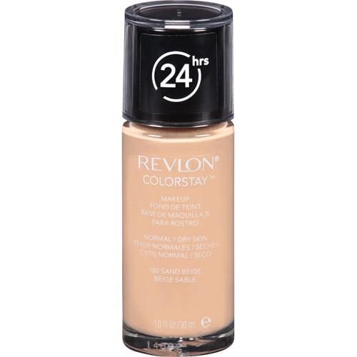 Revlon ColorStay Makeup for Normal / Dry Skin, 110 Ivory, 1 fl oz