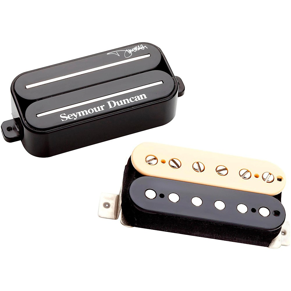 Seymour Duncan Dimebag Signature Bridge Neck Pickup Set SH Spacing by Seymour Duncan