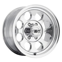 Mickey Thompson Classic III Wheels with Polished Finish (17X9 / 5X5.50) 90000001782