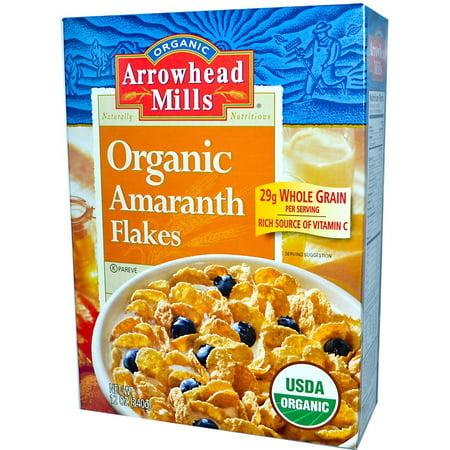 Arrowhead Mills Organic Amaranth Flakes 12 oz