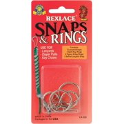 Pepperell Snaps & Rings Pack