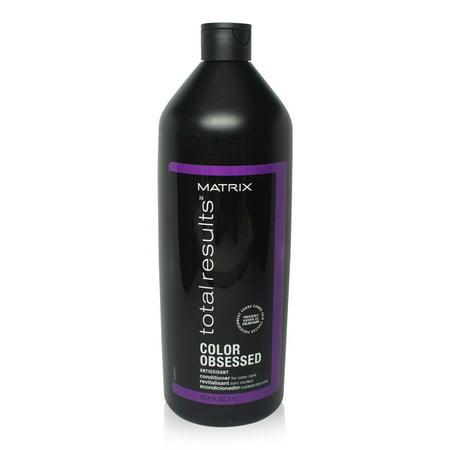 Total Results Color Obsessed Conditioner 33.8 Fl Oz Biolage Deep Conditioner