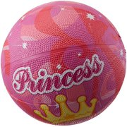 """Princess Theme Mini Basketball (7""""), Measures about 7 By Rhode Island Novelty From USA"""