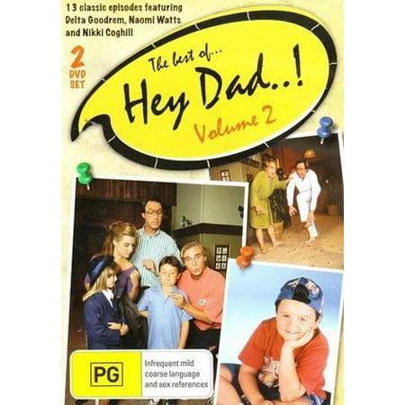 The Best Of Hey Dad..! - Vol. 2 (13 Ep.) - 2-DVD Set ( Hey Dad..! ) ( Hey Dad..! (Volume 2 - 13 Episodes) ) [ NON-USA FORMAT, PAL, Reg.0 Import - Australia