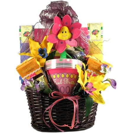 Gift Basket Drop Shipping Febeso Feel Better Soon  Get Well Basket