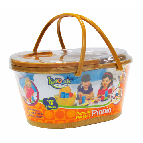 Kidoozie Picture Perfect Picnic Play Set