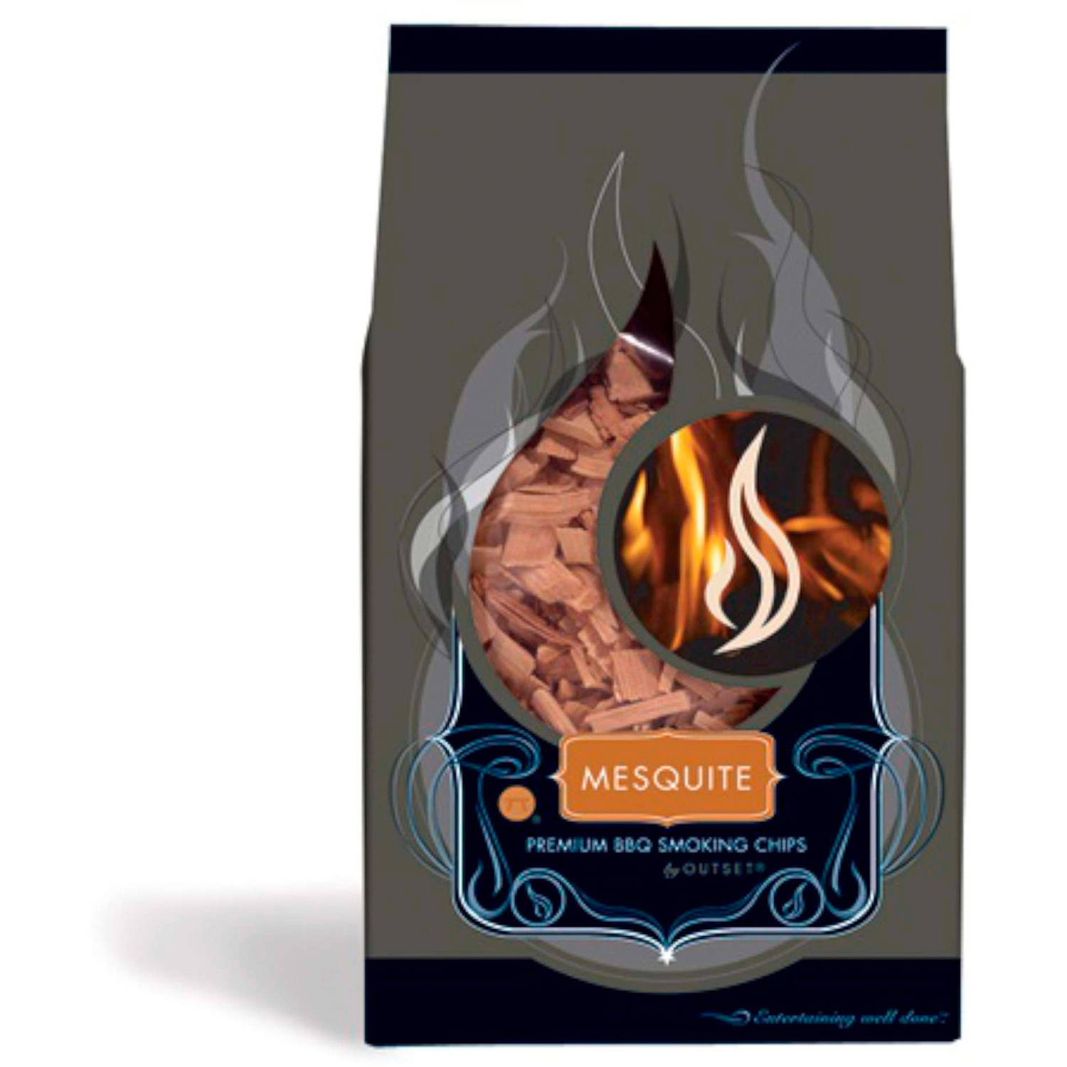 Outset Mesquite Wood Smoking Chips