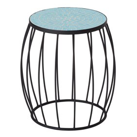 Tremendous Better Homes Gardens 17 Marina Ceramic Garden Stool Multiple Colors Pabps2019 Chair Design Images Pabps2019Com