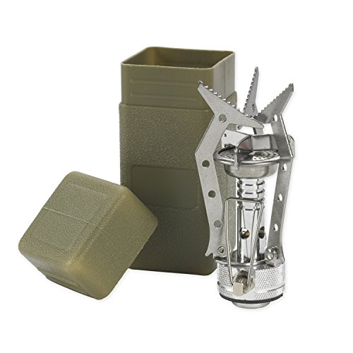 NDuR Lightweight Compact Stove, Gray by