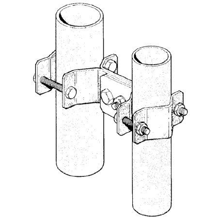 Sinclair   Universal Clamp Set