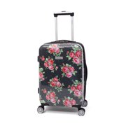 "Best Carry On Luggage 22x14x9s - The Pioneer Woman Hardside Luggage 20"" Carry On Review"