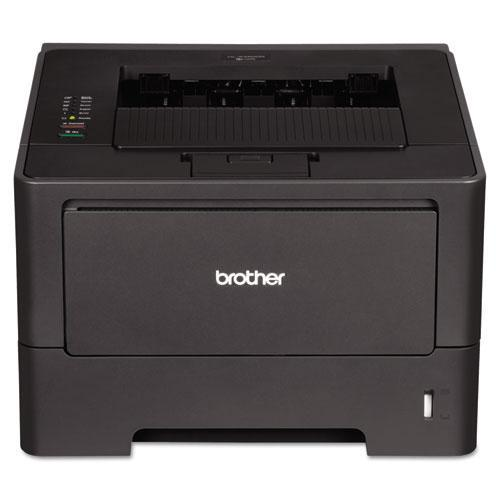 Brother HL5450DNB Brother HL5450DN High-Speed Laser Printer With Networking and Duplex