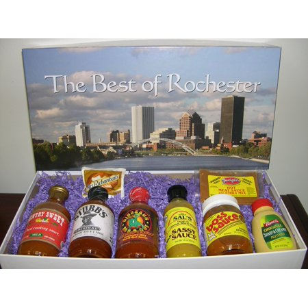 Best of Rochester Gift Box (Best Food Gift Websites)