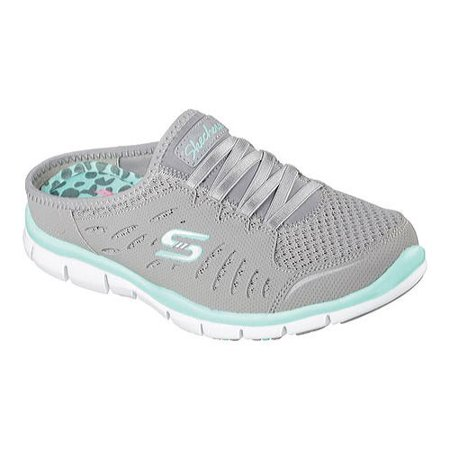 SKECHERS SPORT WOMEN'S No Limits Slip On Mule Sneaker