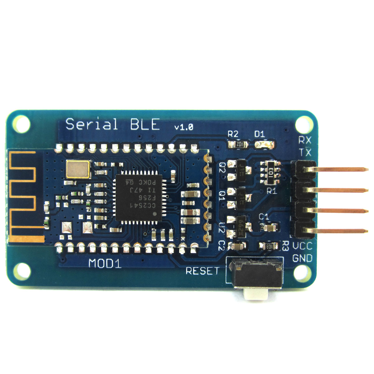 3.3V / 5V Wireless Serial Module Transceiver Module Board for Arduino