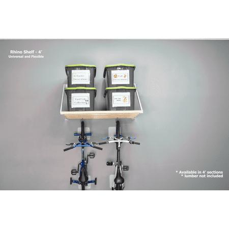Rhino Shelf Universal Kit - 4 feet