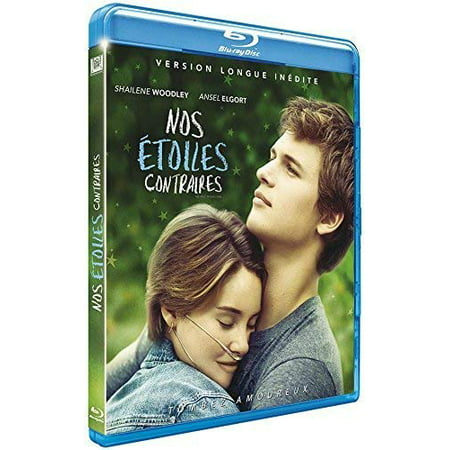 The Fault in Our Stars [ Blu-Ray, Reg.A/B/C Import - France (The Fault In Our Stars Blu Ray)