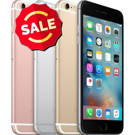 Refurbished Apple Iphone 6 Gsm Unlocked 64Gb Space Gray