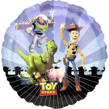 Toy Story Balloon (each) - Party - Toy Story Balloons
