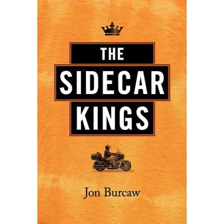 Sidecar Cover - The Sidecar Kings (Paperback)