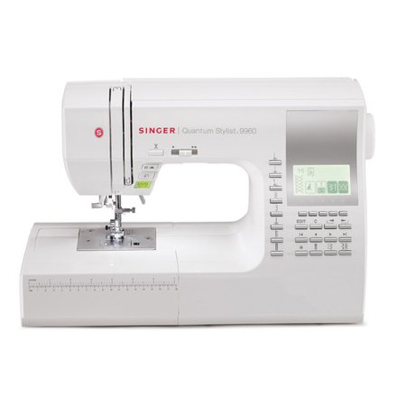 Quantum stylus 9960 electronic sewing machine for Machine a coudre walmart