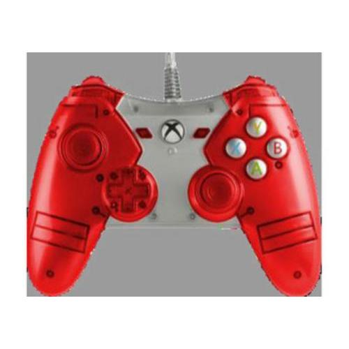 Xb1 Controller Wired Liquid Metal Red (Power A)