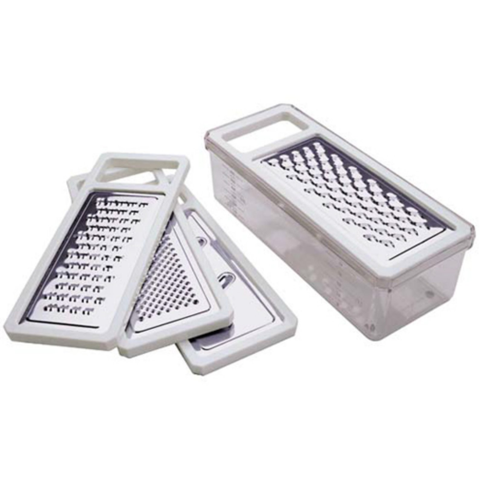 Progressive Housewares HG84 5 Piece Boxed Grater Set