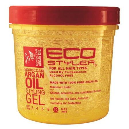 Eco Styling Gel with Argan Oil 24 oz. [Misc.] (Eco Styler Moroccan Argan Oil Gel Reviews)