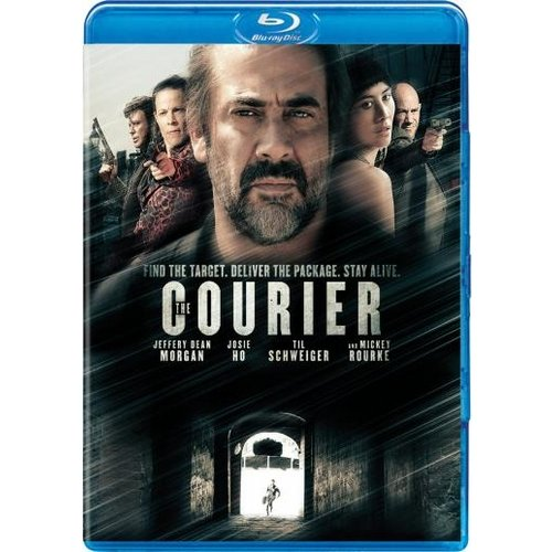The Courier (Blu-ray) (Widescreen)