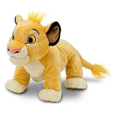 Disney The Lion King Young Simba Plush - Plush Lion