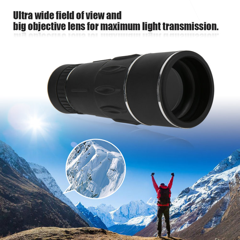 Hunting Monocular Big Eyepiece Telescope 35X95 for Camping Watching Travel by YKS