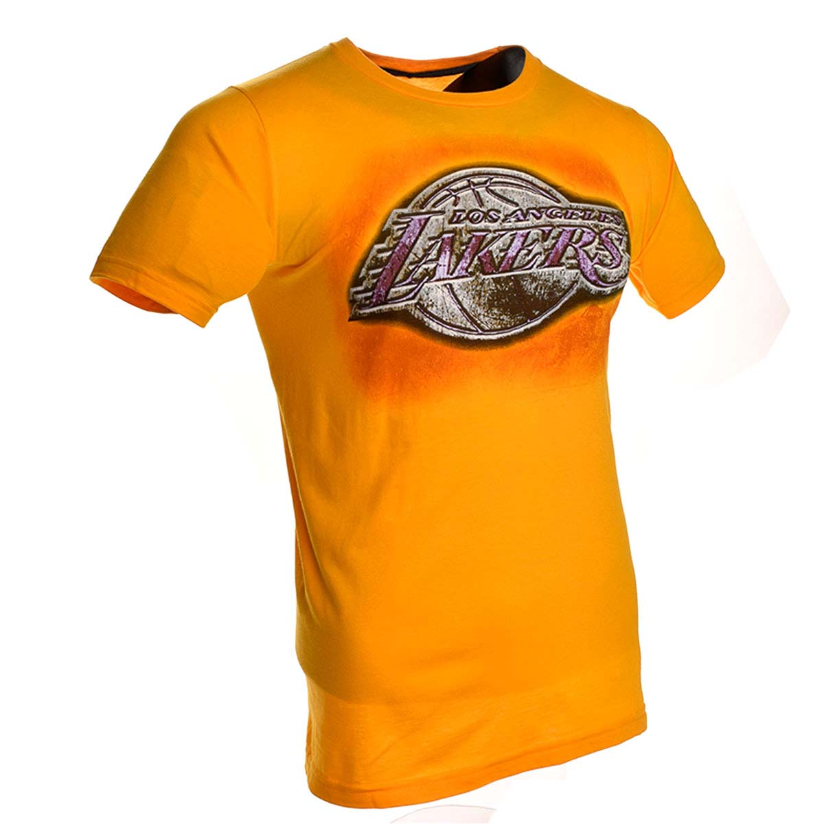 Los Angeles Lakers Roaring Glory T-Shirt (Gold)