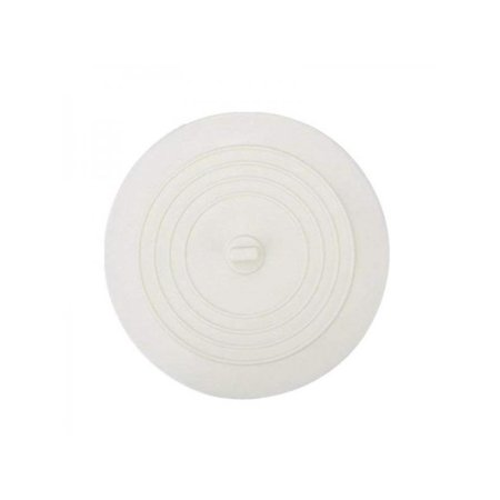 VICOODA Large Round Eco-friendly Silicone Sink Plug, Home Kitchen -