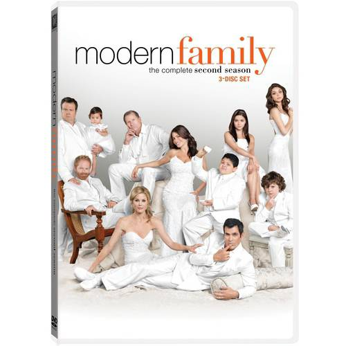 Modern Family: The Complete Second Season (Widescreen)