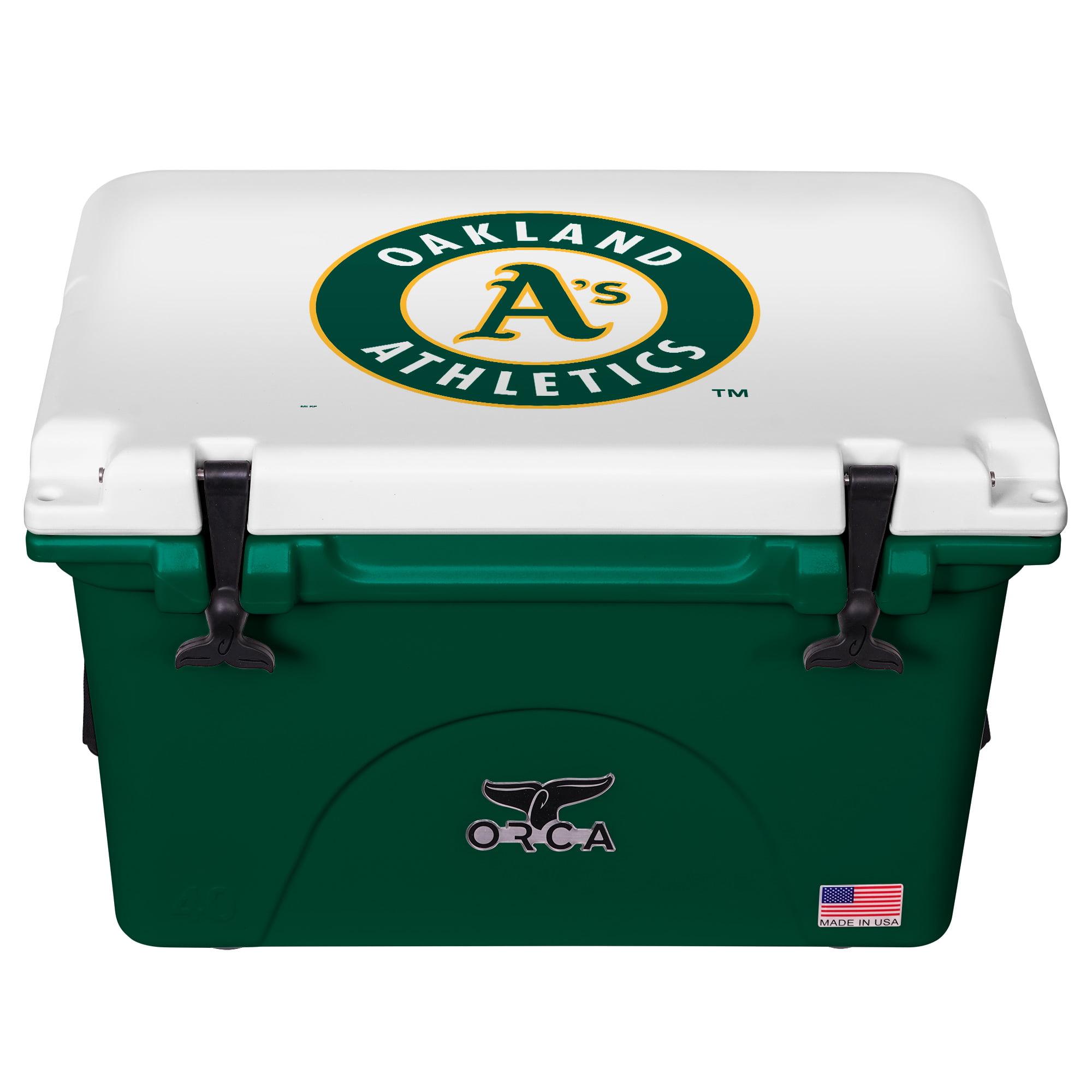 Oakland Athletics ORCA 40-Quart Hard-Sided Cooler - No Size