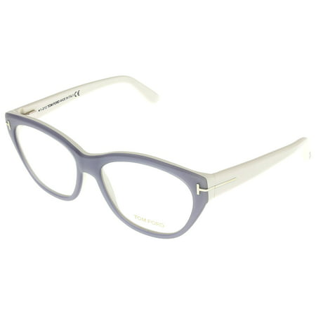 35981ddb9f Tom Ford Prescription Eyeglasses Frames Women Grey White Tf 5270 020