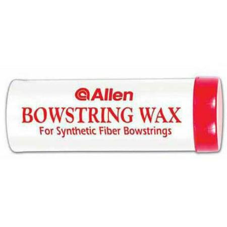 Allen Cases Bow String Wax