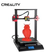 Creality 3D CR-10S Pro Upgraded Auto Leveling 3D Printer DIY Self-assembly Kit 300*300*400mm Large Print Size Full Color LCD Touchscreen with WiFi Box Intelligent Assistant