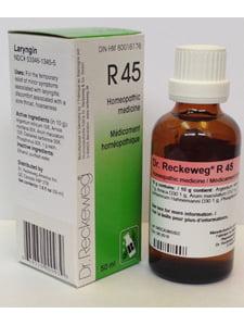 Dr  Reckeweg, Laryngin Formula R45 50 ml on PopScreen