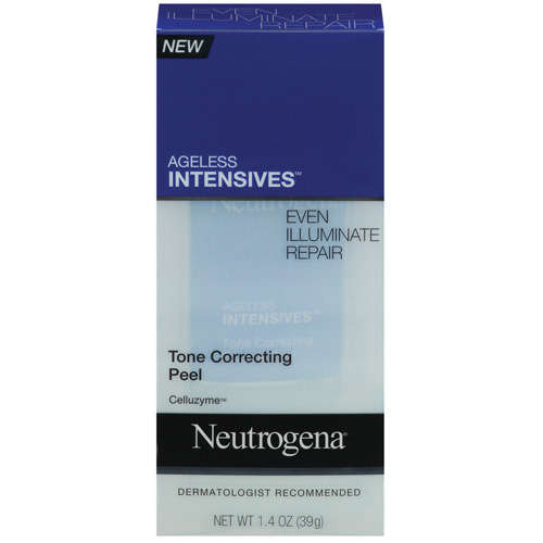 Neutrogena(R): Tone Correcting Concentrated Peel Ageless Intensives(Tm), 1.4 Oz