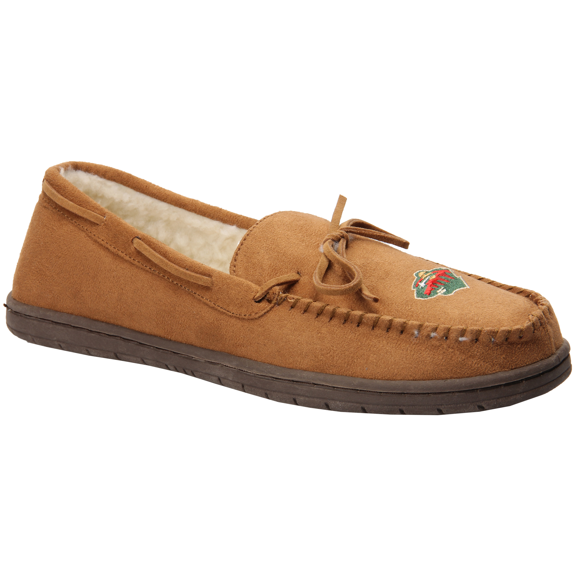 Minnesota Wild Moccasin Slippers