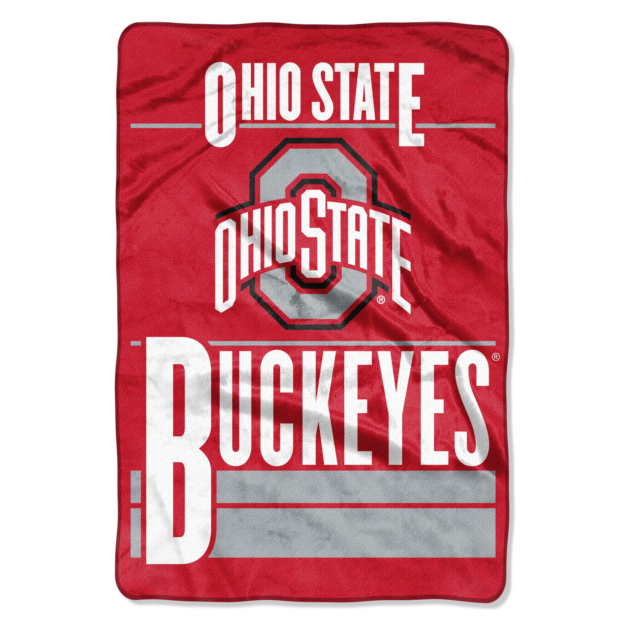 huge selection of 892cd c5c15 NCAA Ohio State Buckeyes Faculty Oversized Micro Raschel 62