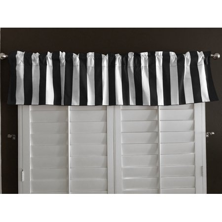 Cotton Stripe Window Valance 58
