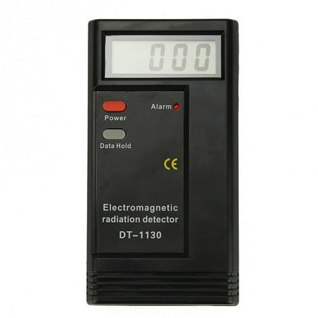 - InnoLife New Handheld Digital Electromagnetic Radiation Detector EMF Meter Tester Ghost Hunting Equipment