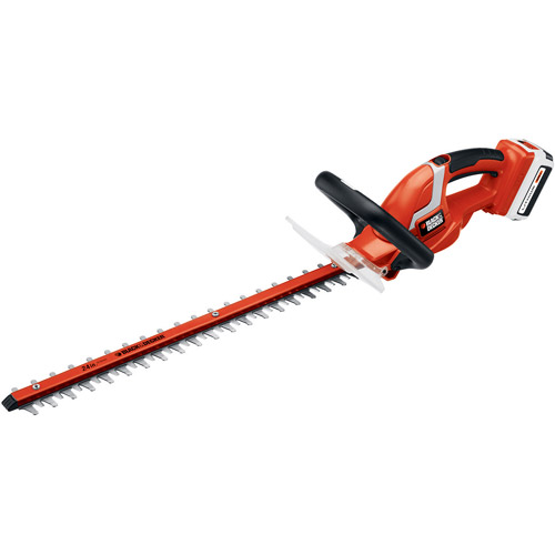 Black & Decker 40-Volt Lithium Ion Hedge Trimmer, LHT2436