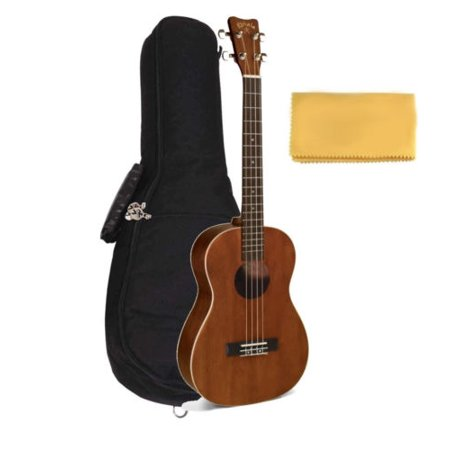 Kohala Akamai Concert Ukulele Free Gig Bag Tms Polishing Cloth   Ak C