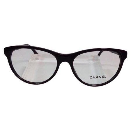 Like New Chanel 3333 1461 Black Plastic Eyeglasses (Chanel Eyeglasses Women)